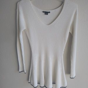 ♥️Armani Exchange Women Peplin Sweater